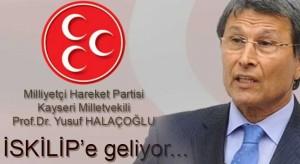 kayseri-milletvekili-turk-tarihci--yusuf-halacoglu--iskilip-e-geliyor