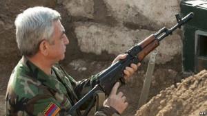 ermeni prezident
