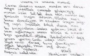 mektup