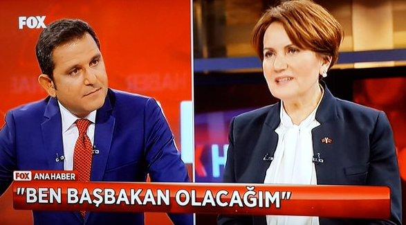 Meral Akşener: Başbakan olacağım   Hocalı Haber